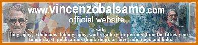Vincenzo Balsamo Contemporary Artist - Official website